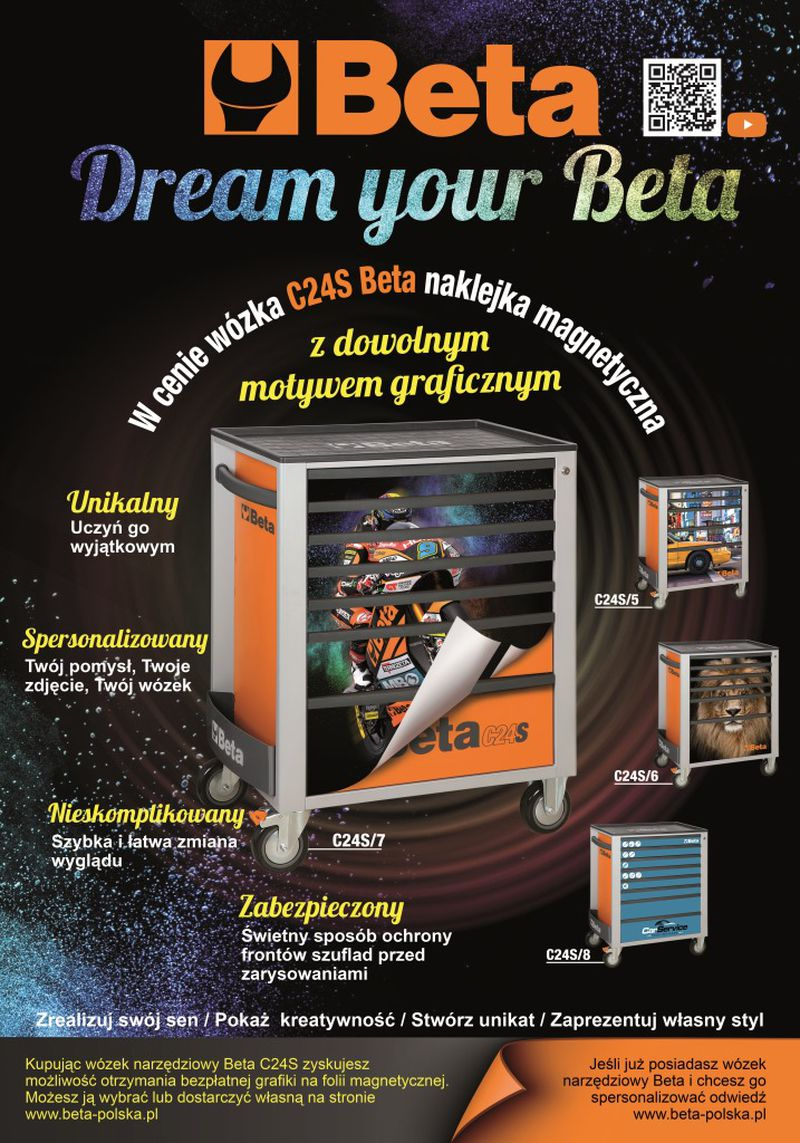 Dream Your Beta